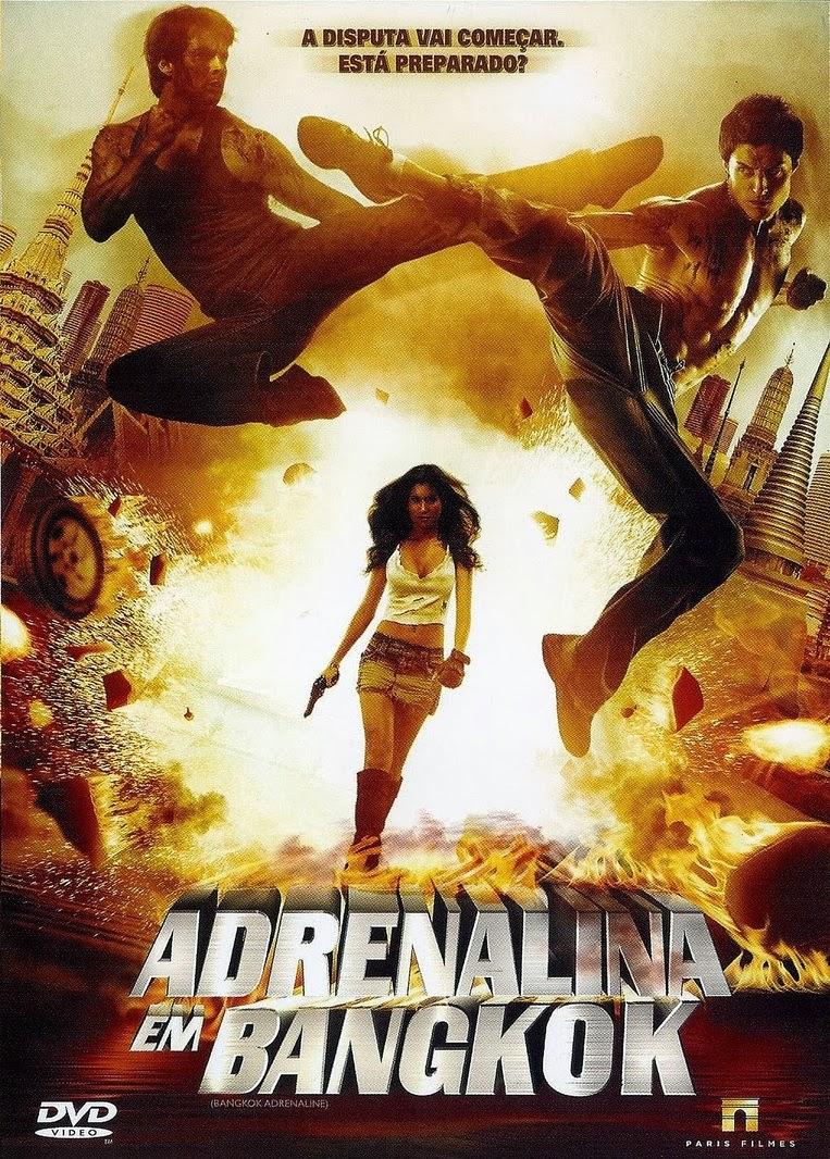 Adrenalina em Bangkok – Dublado