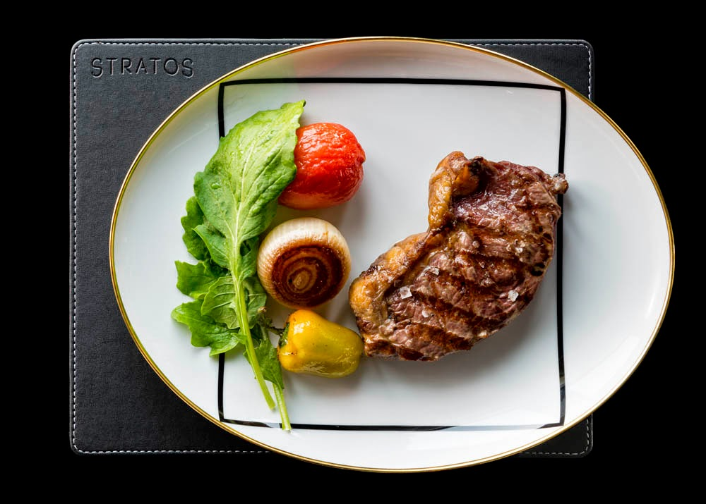 Each dish is created with seasonal produce sourced from the finest global suppliers