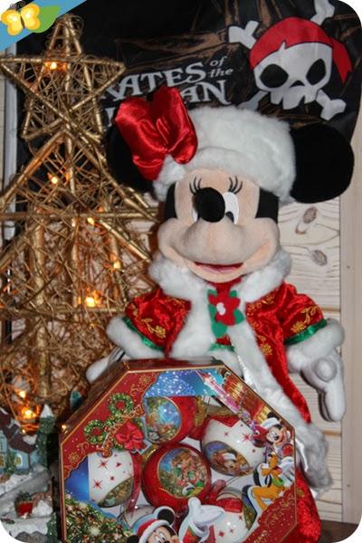 Souvenirs ramenés de notre Noël magique à Disneyland Paris