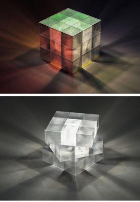 10 barang Kreatif Terinspirasi dari Kubus Rubik