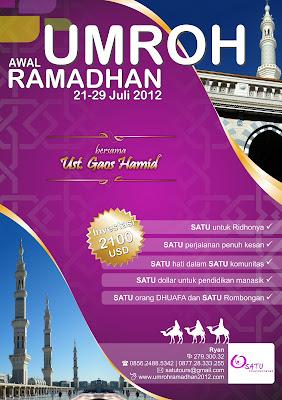 biaya umroh, biaya umroh ramadhan, umroh ramadhan, paket umroh ramadhan, travel umroh ramadhan, umroh murah, travel umroh