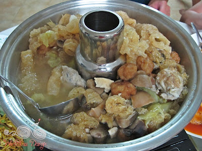 Fish sound soup CNY 13 @ Wirebliss