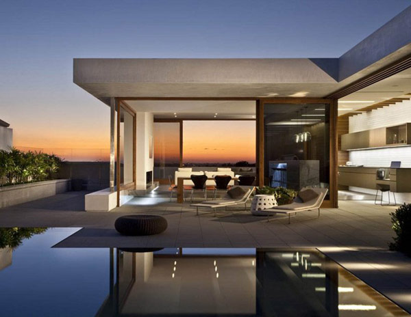 Simplesmente minimalista uma casa minimalista for Casa minimalista 2018