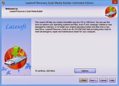 Lazesoft Recovery Suite Unlimited Edition Crack Free Download