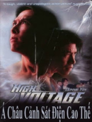 Á Châu Cảnh Sát USLT - Asian Cop High Voltage USLT (1995)