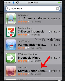 Cara Download Di App Store2