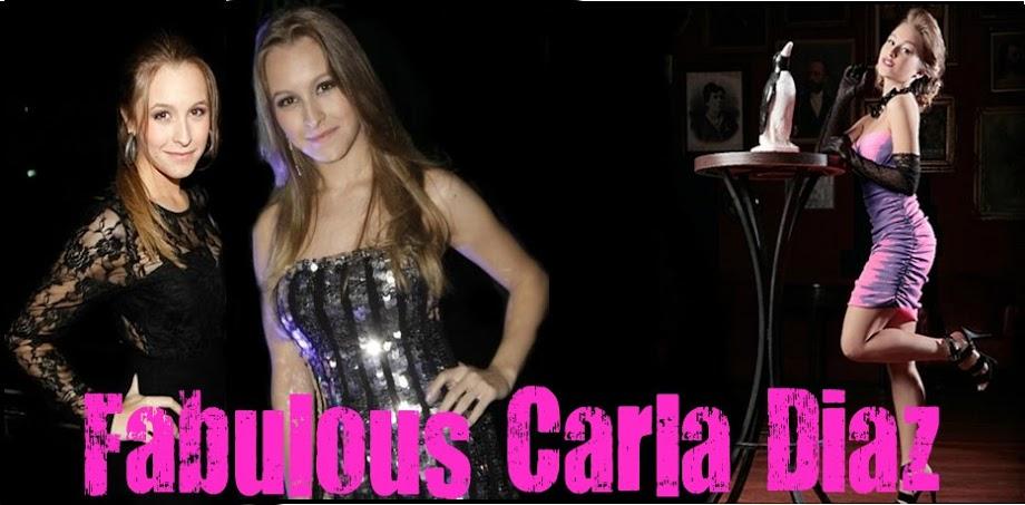 Fabulous Carla Diaz
