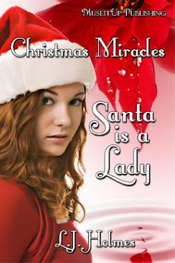Santa Is A Lady