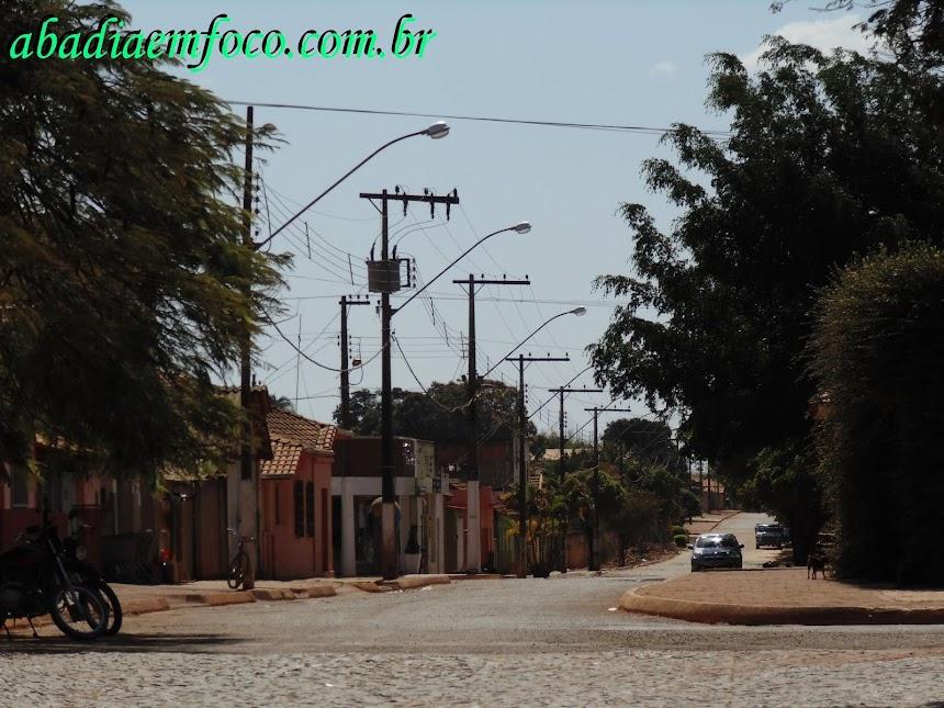 Rua em Ibitira City