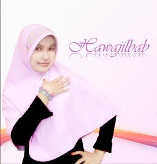 Model Jilbab Terbaru Modis