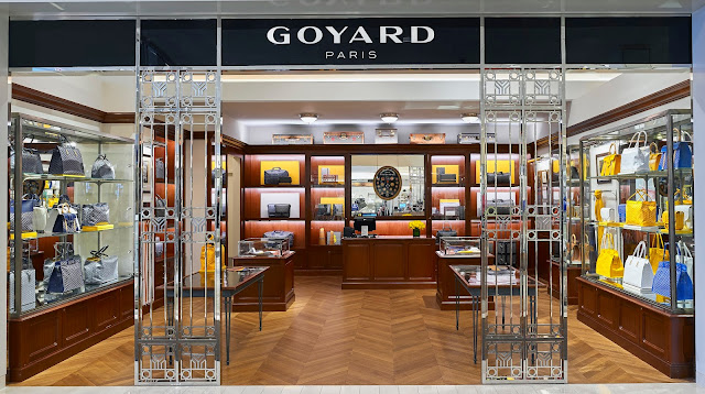 Goyard opening first midwest location in Neiman Marcus on Michigan Ave