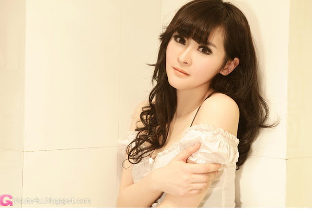 1 Jin Yushan - Nanjing cool teacher-Very cute asian girl - girlcute4u.blogspot.com