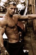 Matt Schiemeier - Underwear Male Model