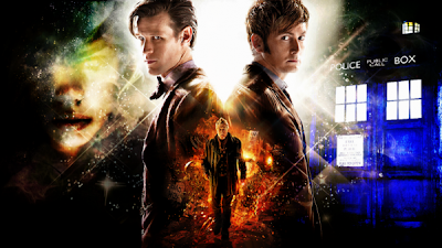 50 Aniversario Doctor Who