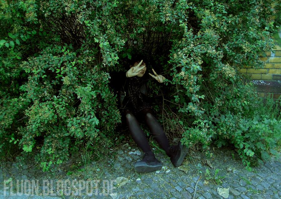 Секс в кустах в темном лесу фото 14 фотография