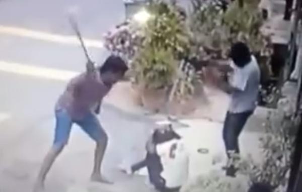 (Video) Wanita Ditetak Dengan Kejam!