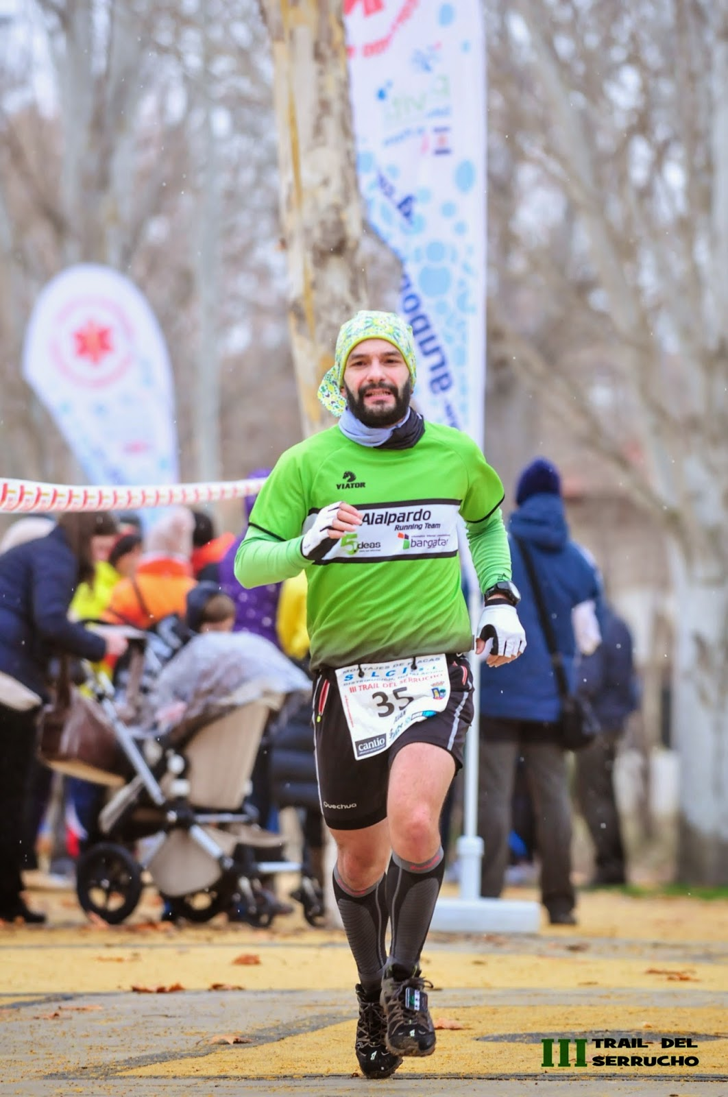 Trail running Madrid  III Trail del Serrucho 2015