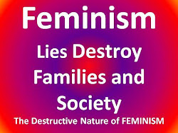 Feminism Lies Destroy Families & Society