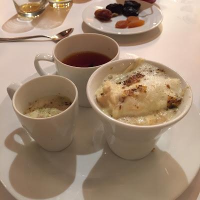 Venture & Roam: Traditional Arabic desserts, including Umm Ali - Seasons Pullman Dubai