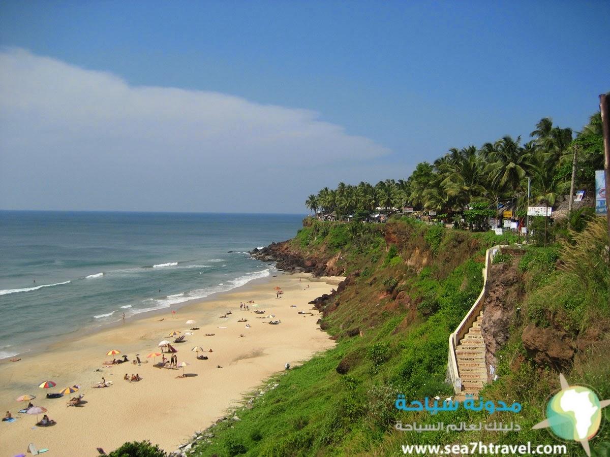 أجمل شواطئ الهند