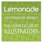 REPRESENTED BY LEMONADE ILLUSTRATION AGENCY