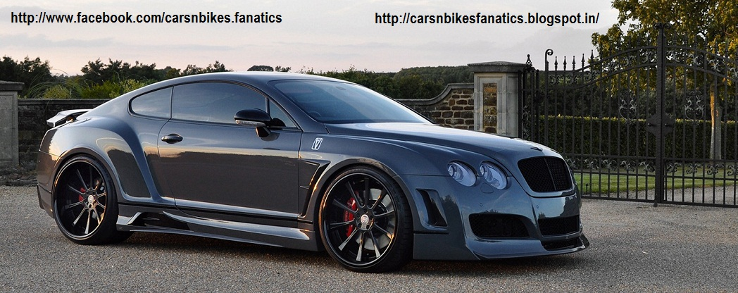 Tuned Bentley Continental Gt Fatallyborn