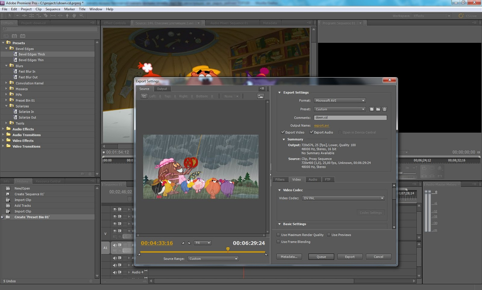 adobe premiere pro  with crack for mac