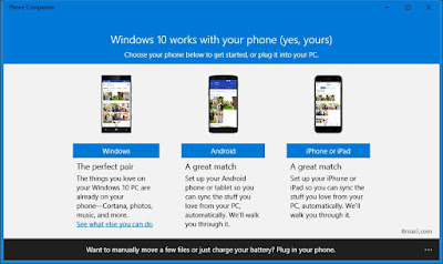 Fitur Baru Windows 10