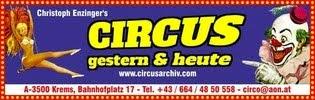 Circus gestern & heute