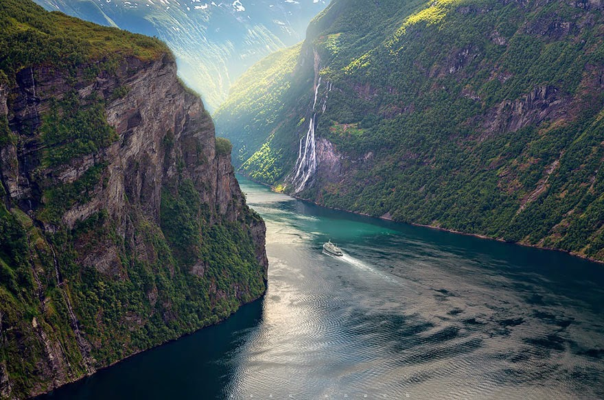 Geirangerfjord - 23 Pictures Prove Why Norway Should Be Your Next Travel Destination