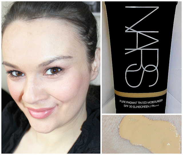 NARS Pure Radiant Tinted Moisturizer in Alaska Review