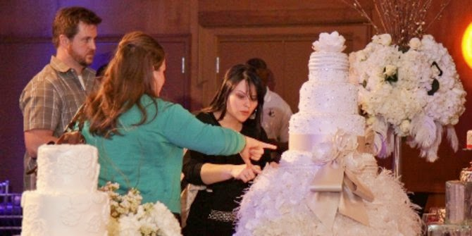 Platinum Cake - 130.000 dolar