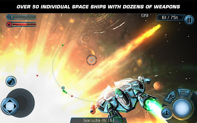 Galaxy on Fire 2 HD Apk Mod Full Version Data Files Download Unlocked-iANDROID Games