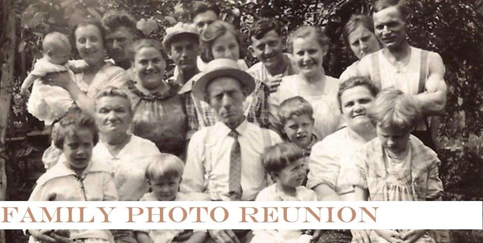 Family Photo Reunion