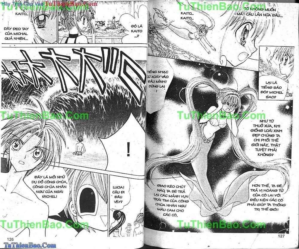Viên Ngọc Nàng Tiên Cá Chapter 5 - Trang 62