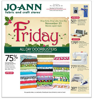 Jo-Ann Black Friday Ad