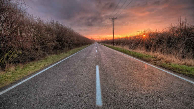 Road HD Wallpaper 1