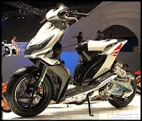 Modifikasi Honda Beat cool keren