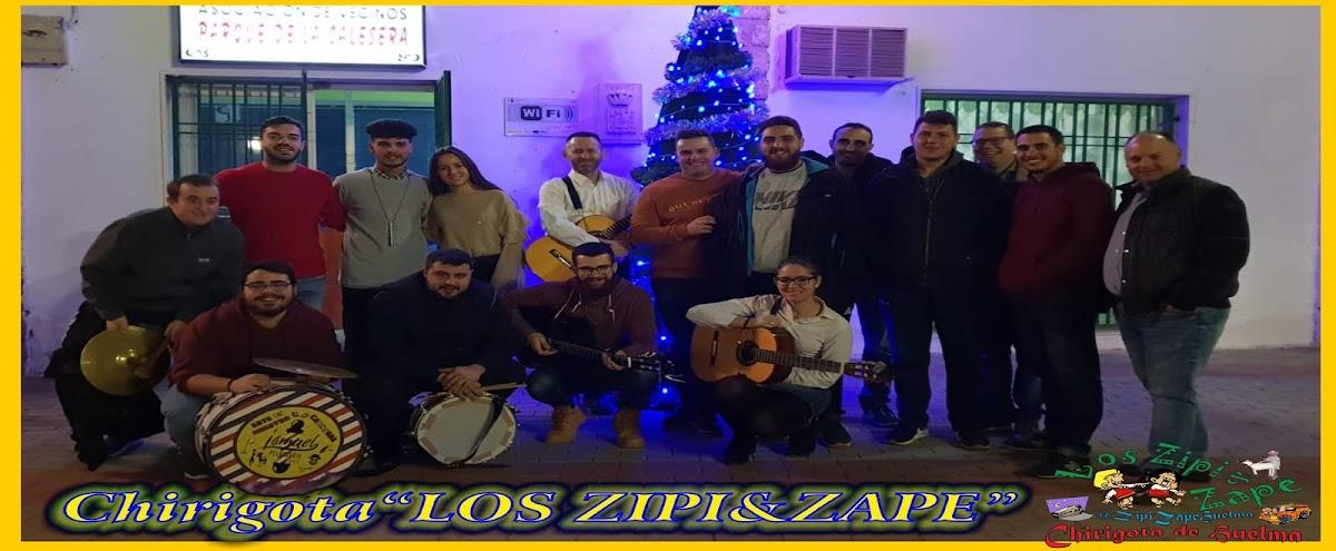 "Chirigota de Huelma ""Los ZipiZape"""