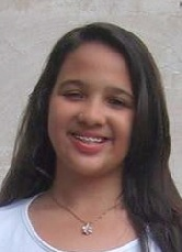 Maria Eduarda - Brazil (BR-322), Age 14