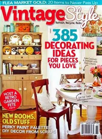 My home featured in the Spring 2014 Issue