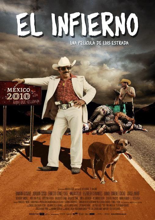 Narco, infierno, Estrada