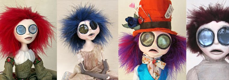 Natasha Morgan Art Dolls