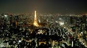 いつもは手前の首都高あたりにピントを合わせますが、今日は東京タワーが主役 (light back on the tokyotower youtube)