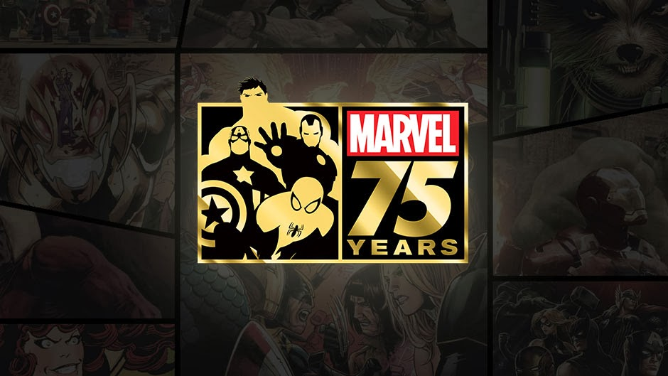 Marvel Celebrates 75 years