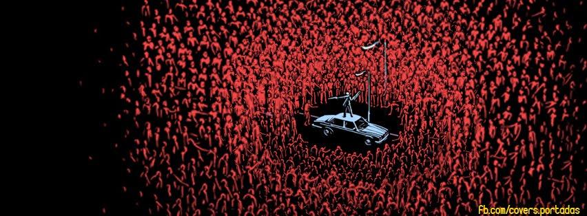 Apocalipsis zombie foto de portada para facebook