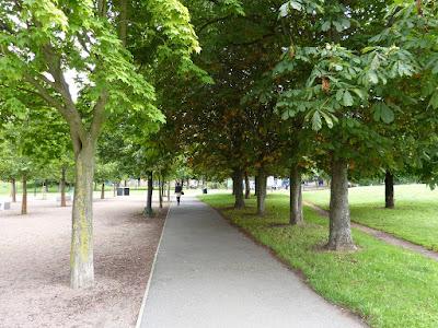 Vauxhall Gardens today