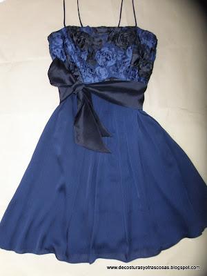 vestido-cóctel-azul