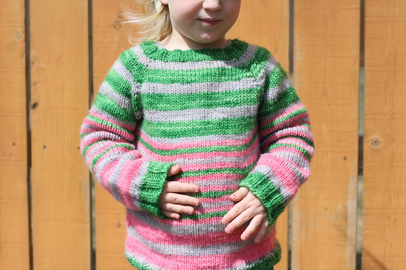 hands full of happiness}: Walton Pullover - A Knitting Pattern