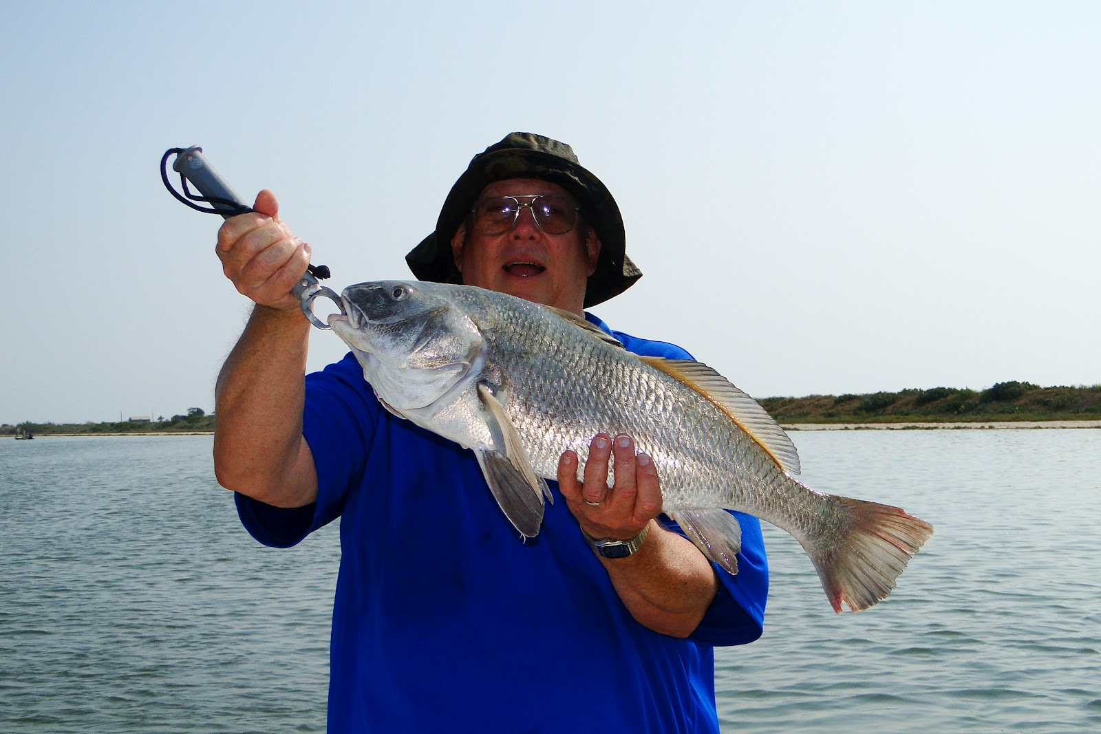 Cook 39 s black drum adventure for How to cook drum fish